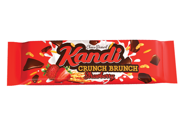 Kandi Crunch Brunch Strawberry