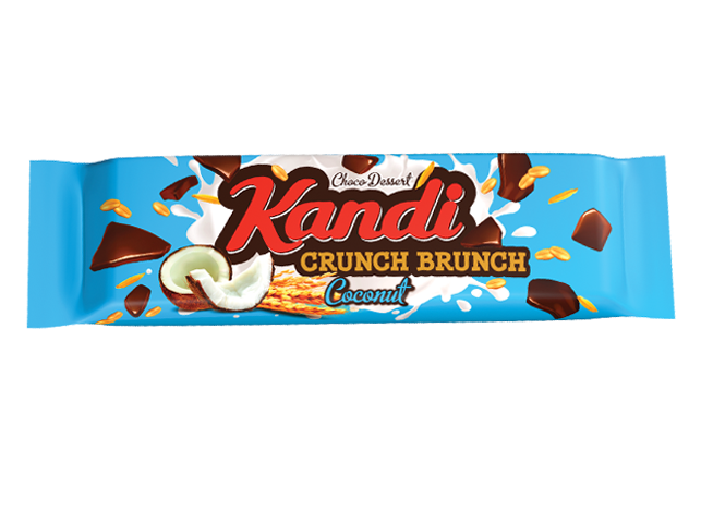 Kandi Crunch Brunch Coconut